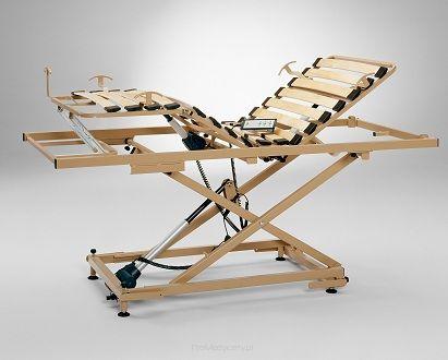 Stelaż Burmeier Lippe Iv łóżko Rehabilitacyjne